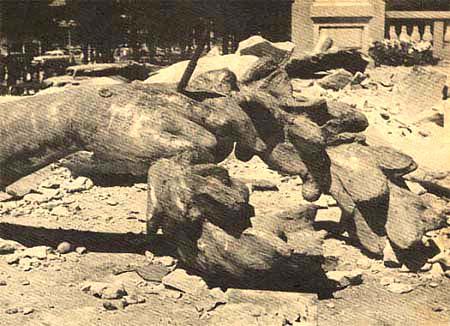 Caída del Angel 1957